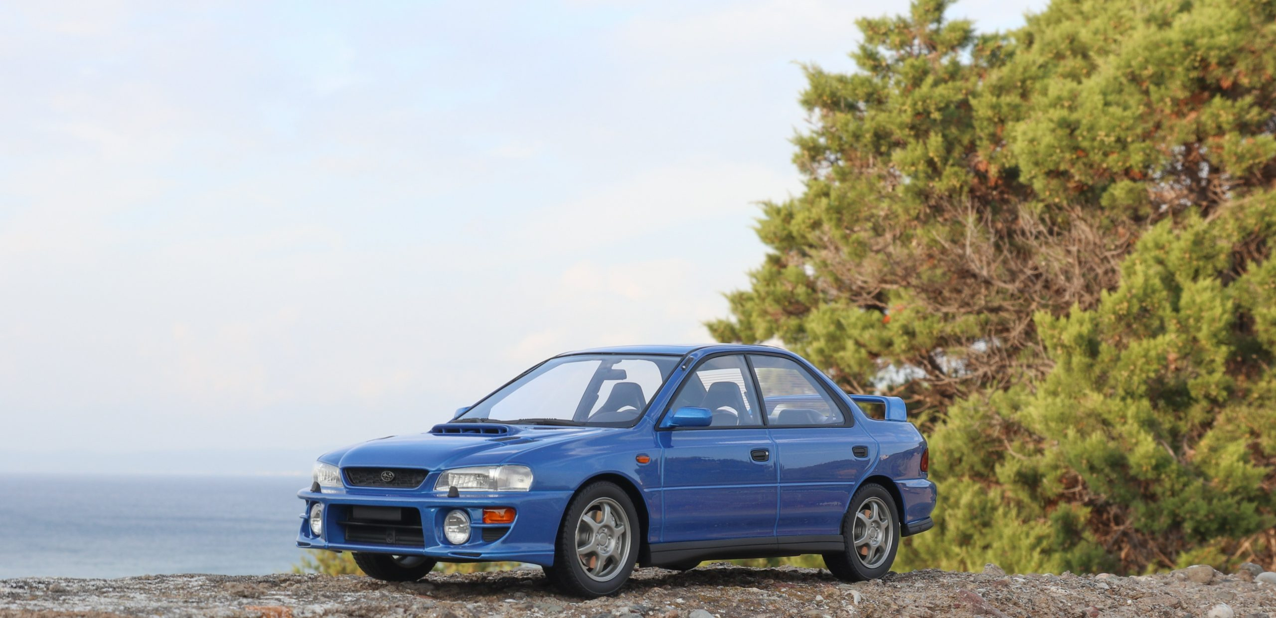 Subaru Impreza GT Turbo DNA Collectibles