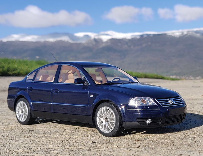 Volkswagen Passat W8 DNA Collectibles