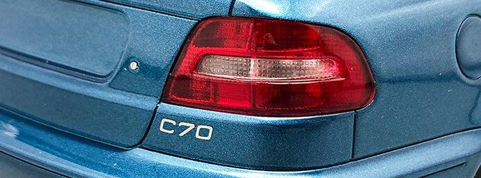 Volvo C70 convertible