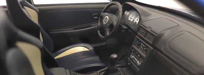 Subaru Impreza GT Turbo 2000