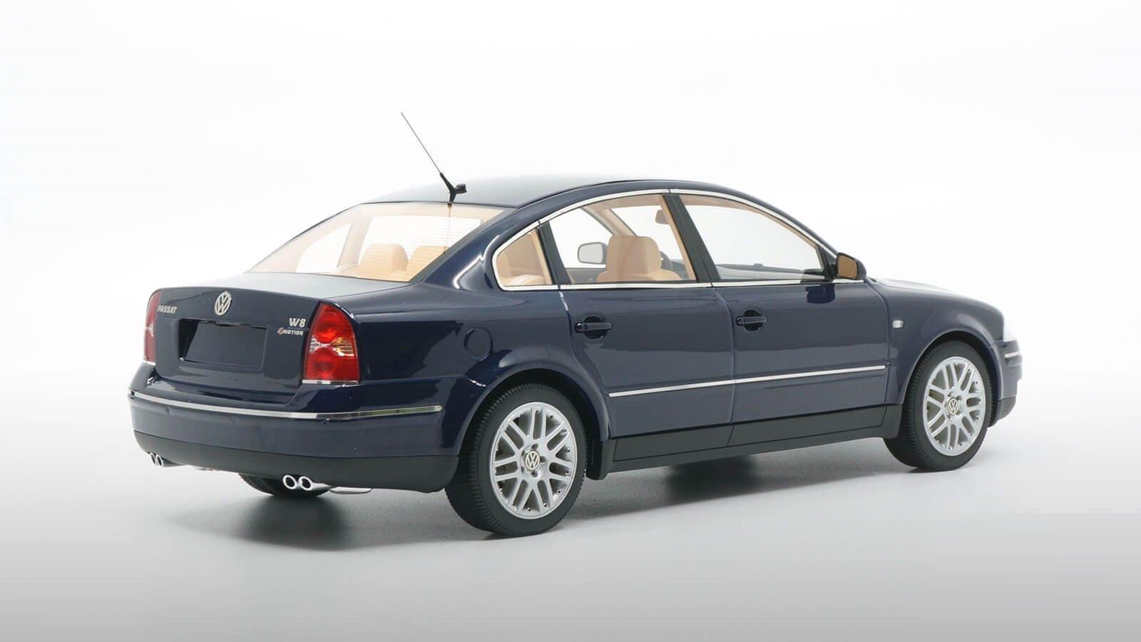 Volkswagen Passat W8 Scale Model Car 1 18 Dna Collectibles