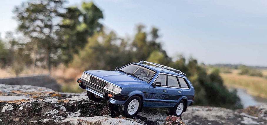 Subaru Leone 1800 Turbo DNA Collectibles