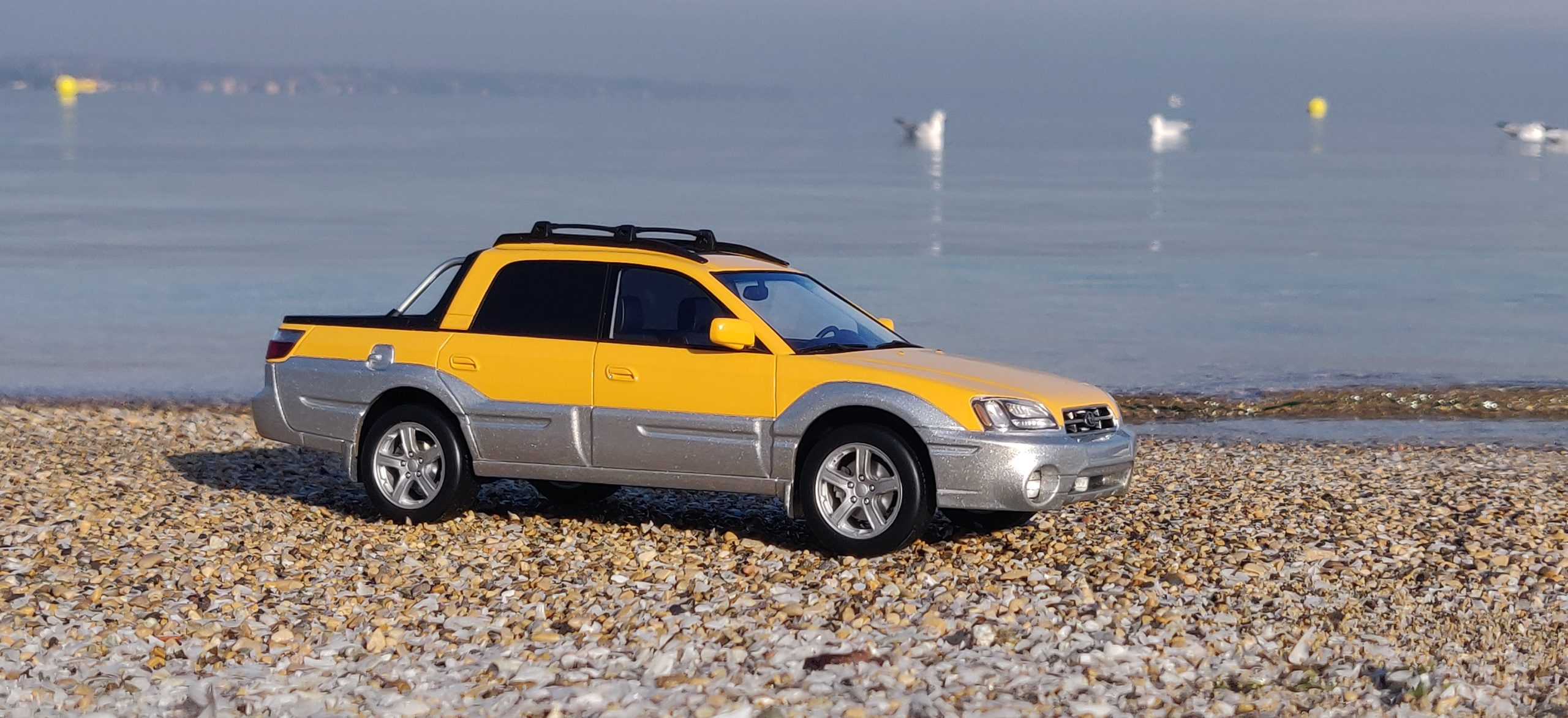 Subaru Baja DNA Collectibles lake Geneva