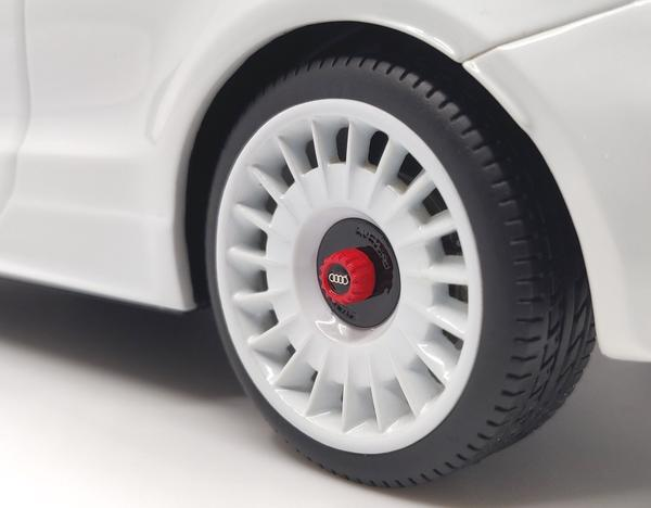 Audi A1 quattro wheels DNA Collectibles