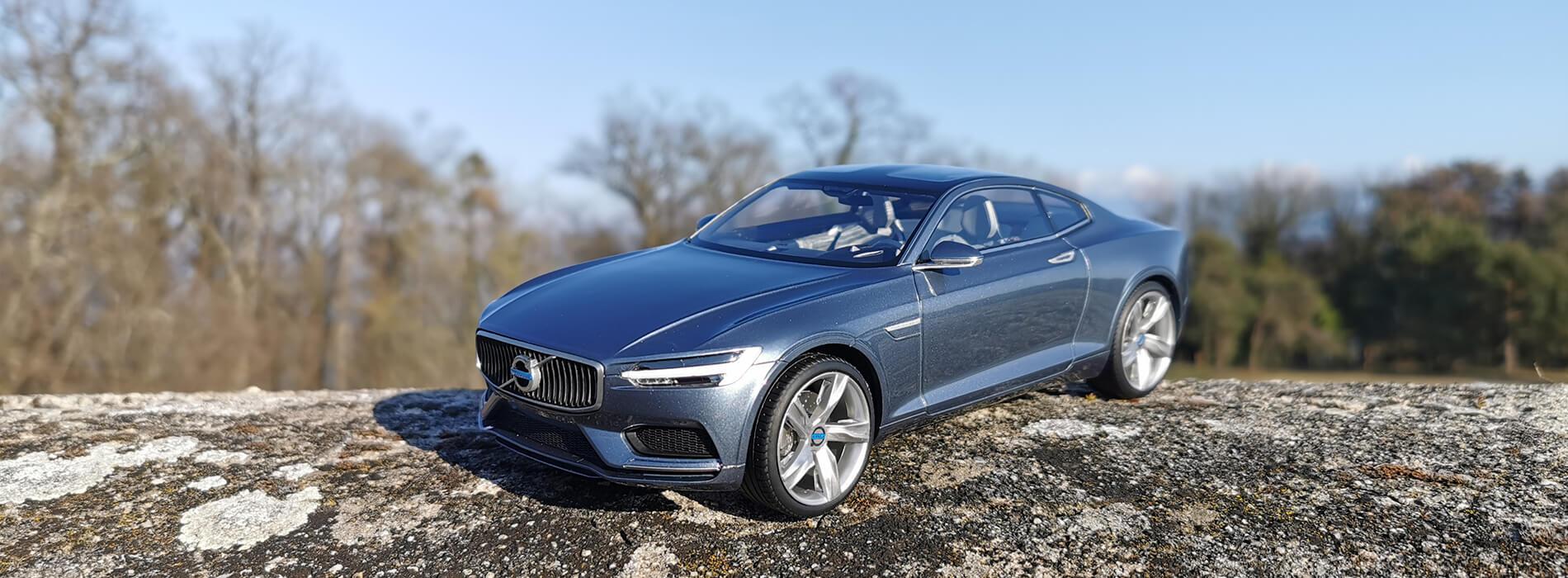 Volvo Coupe Concept 3