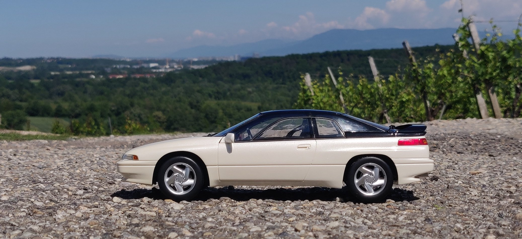 Subaru SVX outdoor1