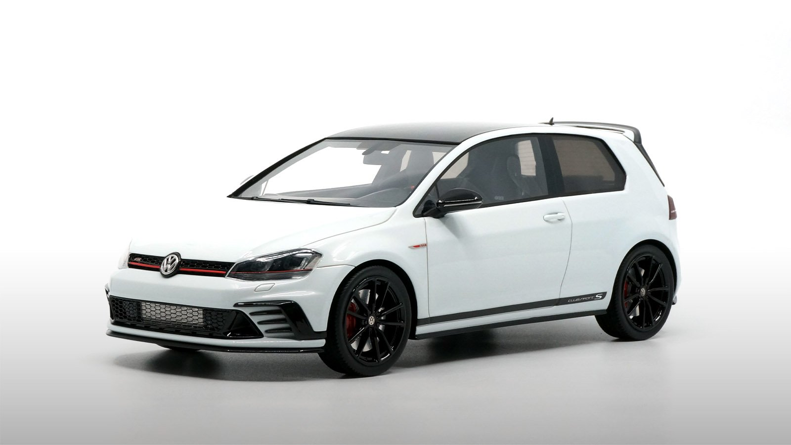 Volkswagen Golf Gti Clubsport S 1 18 Scale Model Dna Collectibles