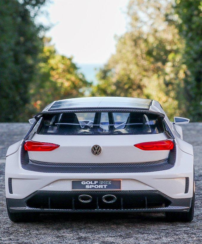 Volkwagen Golf GTE Sport Concept