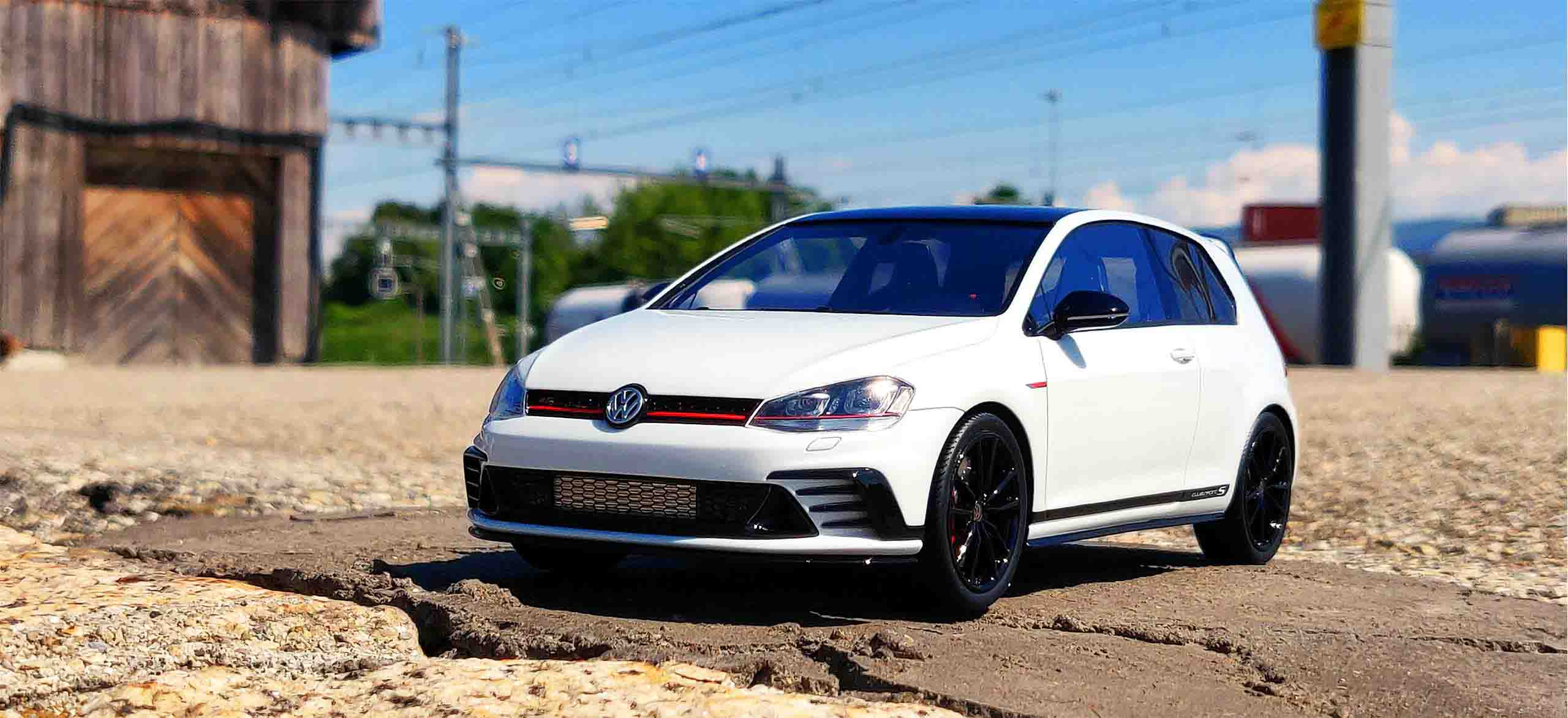 VW Golf Clubsport S