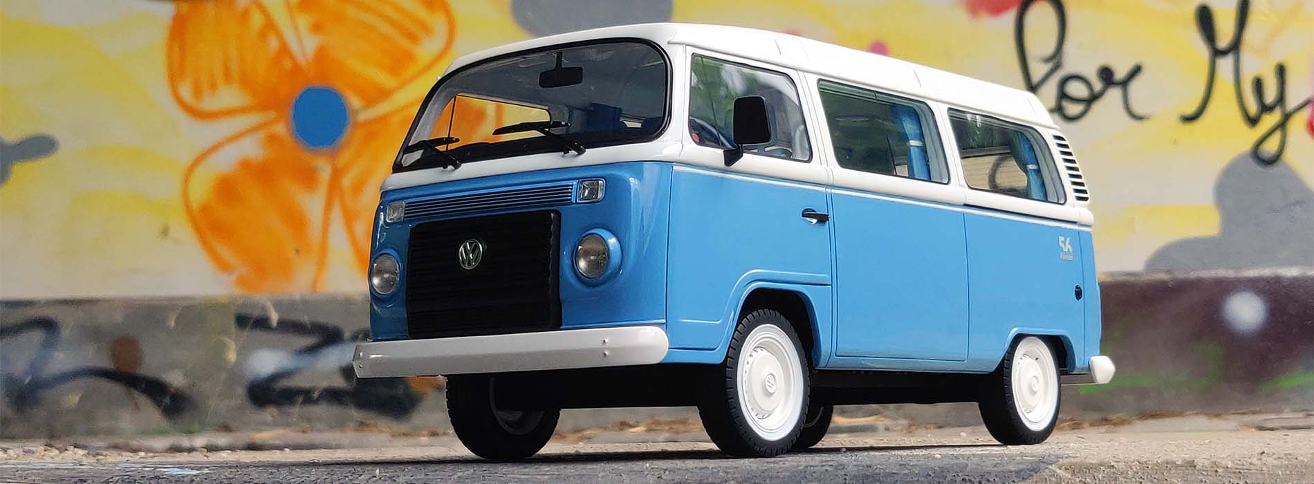 Volkswagen T2 Kombi Last Edition Brazil