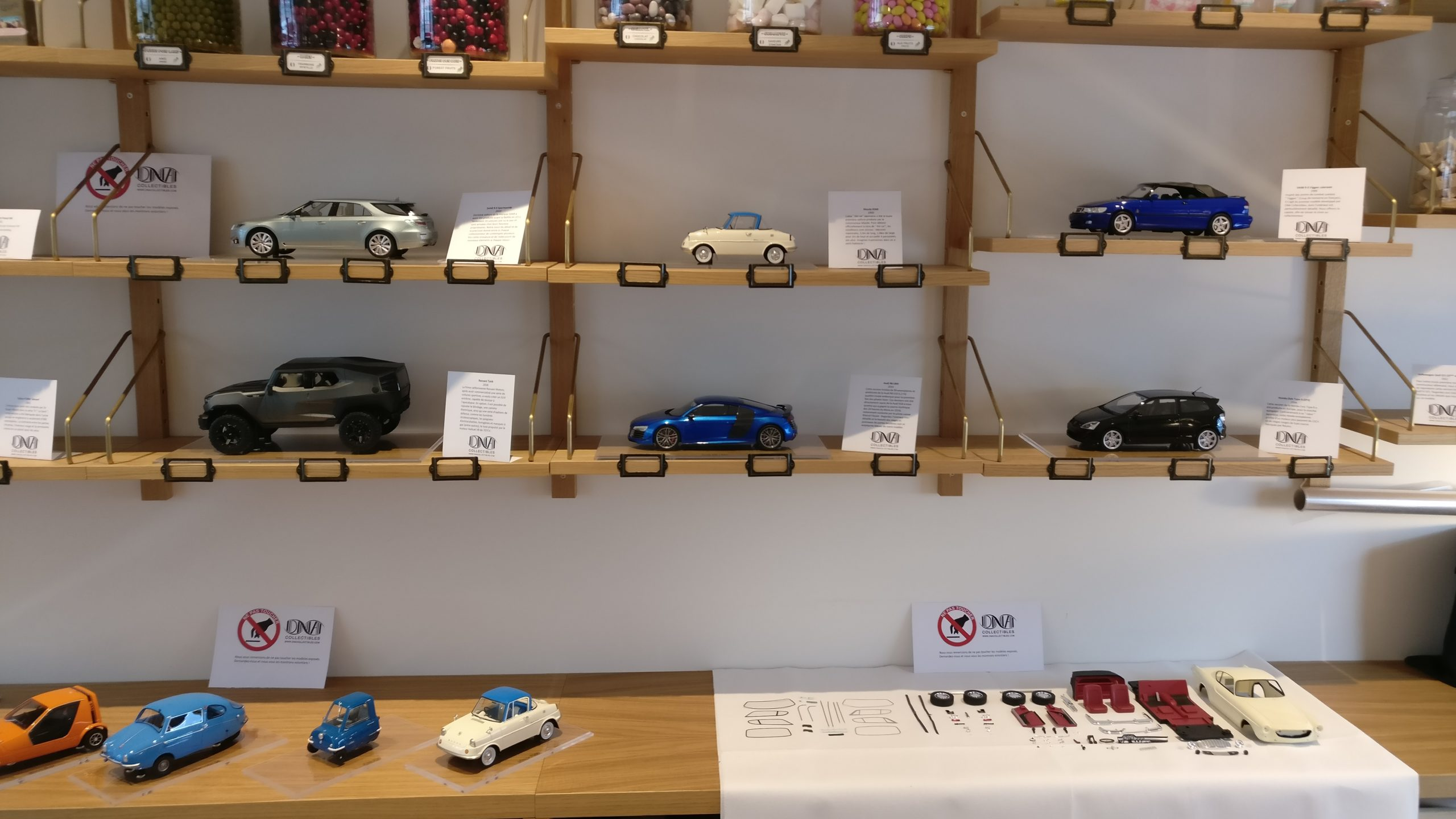 Pop up store models