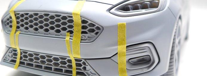 Ford Fiesta ST development